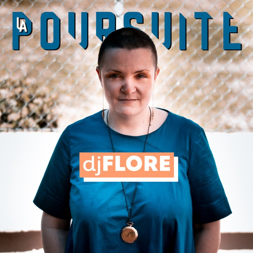 podcast Flore DJ poursuite cheese naan rituals